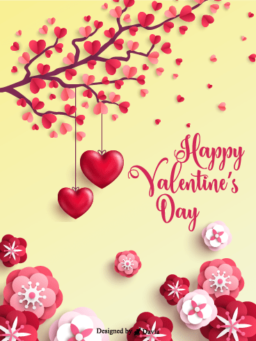 Sweetie Love  – Valentine's Day Cards