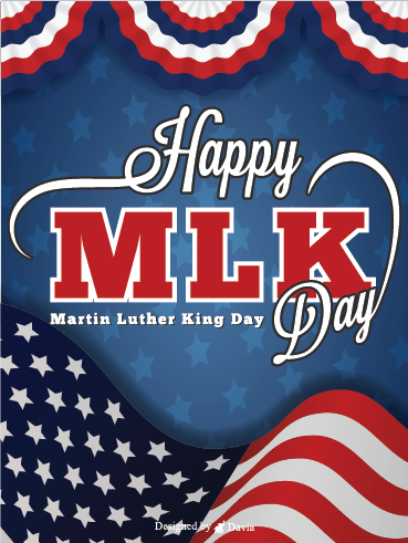 Sacrifice – Martin Luther King Jr. Day Cards
