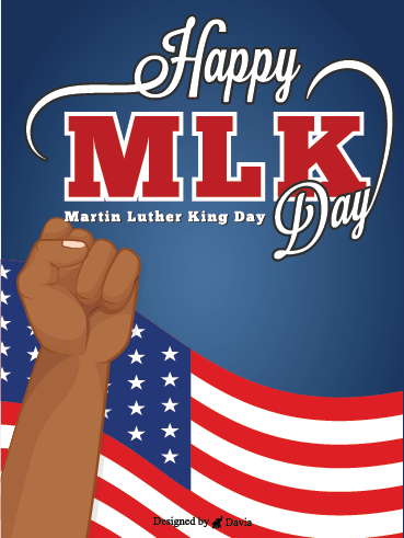 Leadership – Martin Luther King Jr. Day Cards