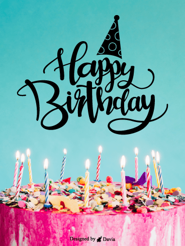Cakes & Candles  – HB Newly Added Cards