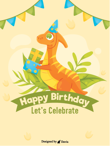 Let's Celebrate! – Happy Birthday Newly Added Cards