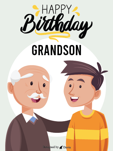 Great Grandson - Happy Birthday Grandson
