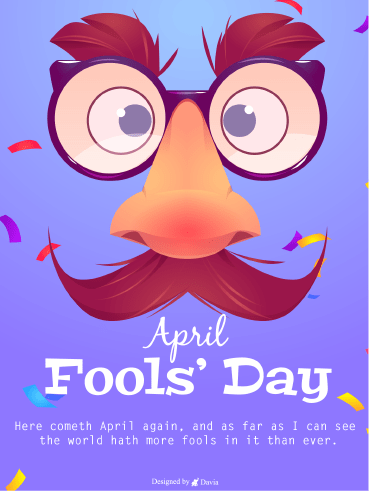 A Day For Fools - April Fool's Day