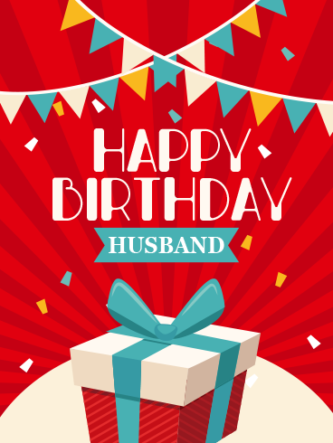Husband's Birthday Party – HAPPY BIRTHDAY HUSBAND CARDS