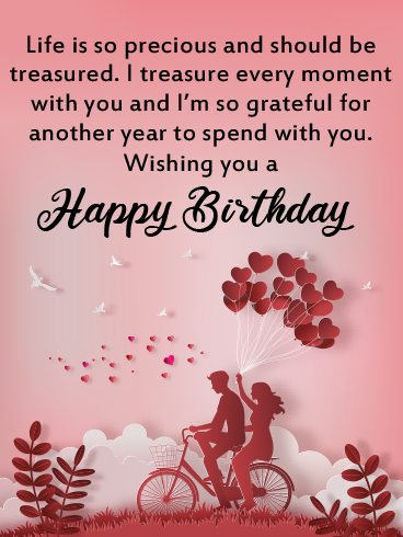 Lots of Love For You – HAPPY BIRTHDAY HUSBAND CARDS
