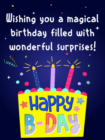 Before It Blows Out – HAPPY BIRTHDAY NEWLY ADDED CARDS