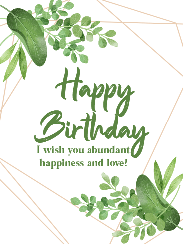 Back To Basic – HAPPY BIRTHDAY NEWLY ADDED CARDS