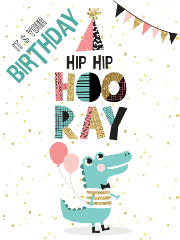 Roar-some Birthday! – HAPPY BIRTHDAY NEWLY ADDED CARDS