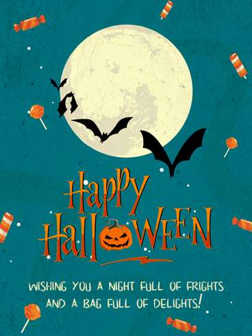 Lift Your Spirits! –  Halloween Cards