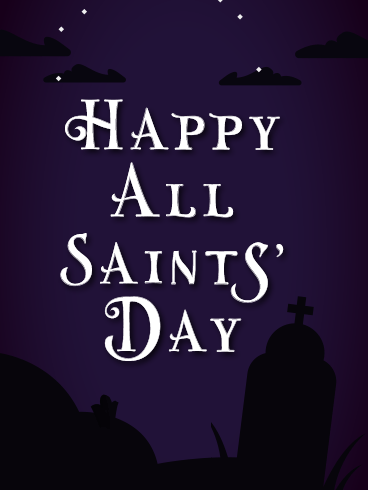 In Mind & Heart – ALL SAINTS' DAY CARDS