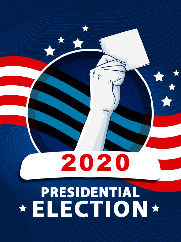 Election 2020 – ELECTION DAY CARDS