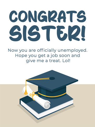 Couldn't Be Prouder –  Graduation Cards