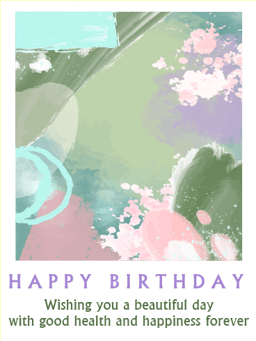 Cheers To Happiness – HAPPY BIRTHDAY NEWLY ADDED CARDS