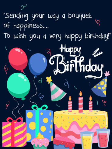 Fantastic Party – HAPPY BIRTHDAY NEWLY ADDED CARDS