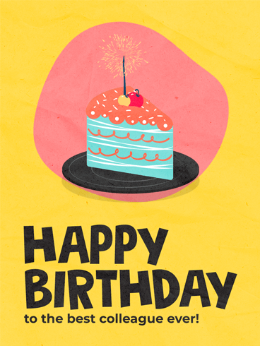 Love & Respect –  Birthday Cards for Co-Workers