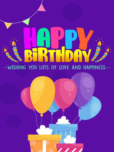 One of A Kind – Happy Birthday Newly Added Cards