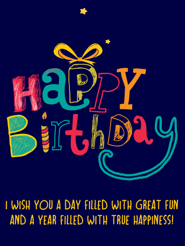 Groovy Birthday – Happy Birthday Newly Added Cards