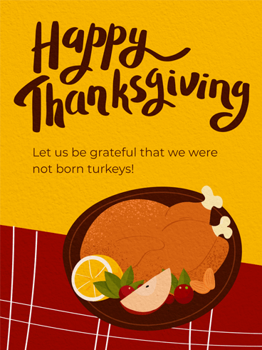 Gobble 'til You Wobble. –  Happy Thanksgiving Cards 2020