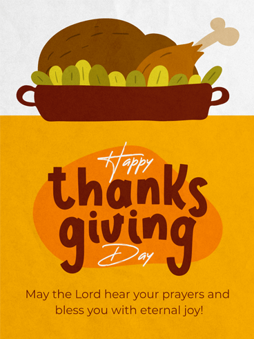 Baste Thanksgiving Ever –  Happy Thanksgiving Cards 2020