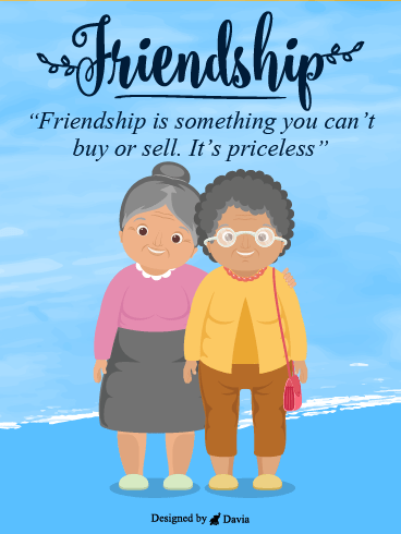 Grow Old Together – Friendship Cards