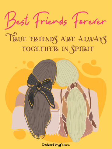 Together In Spirit – Friendship Cards