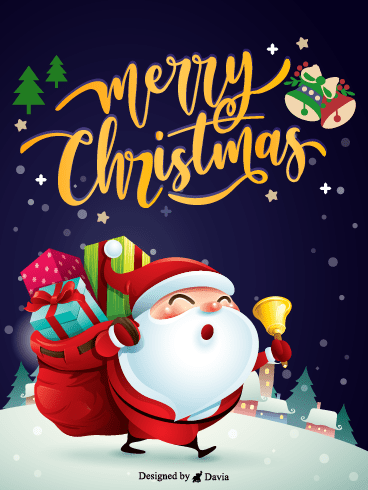 Jolly Christmas – Christmas Cards