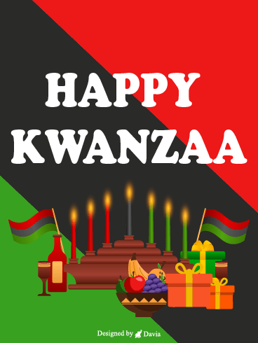 Culture & Heritage – Kwanzaa Cards