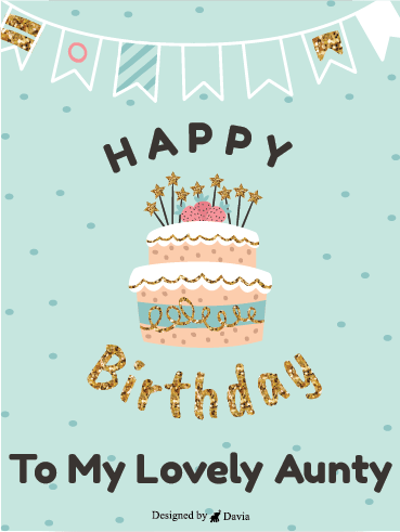 Sweet & Special – Happy Birthday Aunt Newly Added Cards