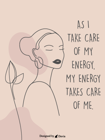 Positive Energy – Positive Quotes Cards