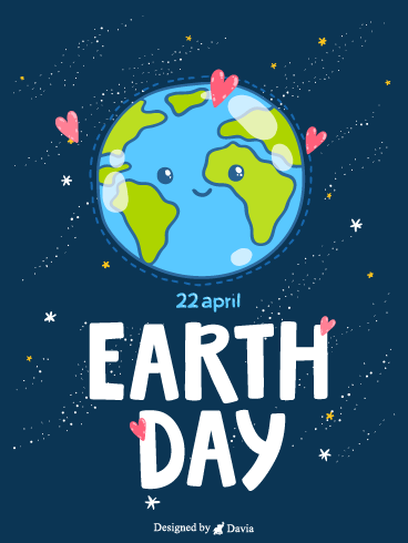 Lovely Earth – Earth Day Cards