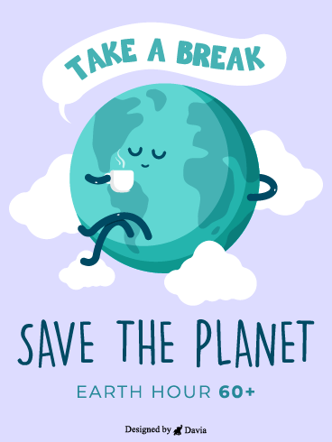 Save the Planet – Earth Day Cards