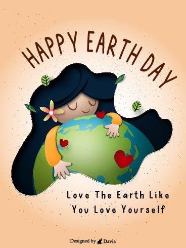 Love the Earth – Earth Day Cards
