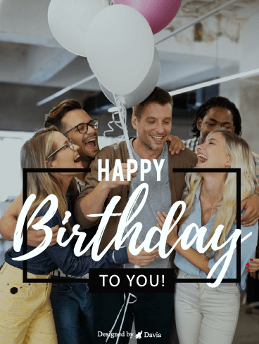 Friendship Wins – Happy Birthday Co-Worker Cards