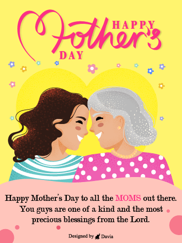 Blessings From God – Happy Mothers Day Cards