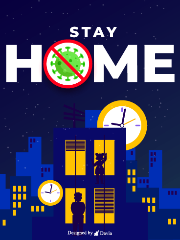 You Got This! – Stay at Home Cards