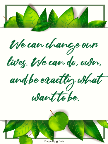 Yes We Can! - Positive Quote
