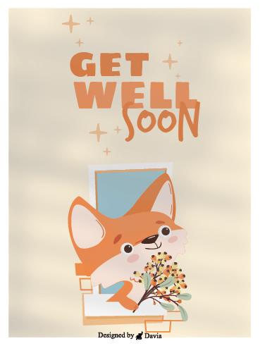 Flowers For You – Get Well Soon Newly Added Cards