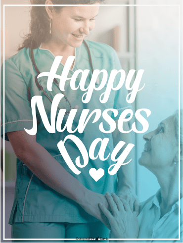 Caring One - Nurses Day
