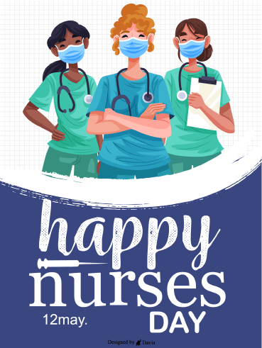 Caring Bunch -  Nurses Day
