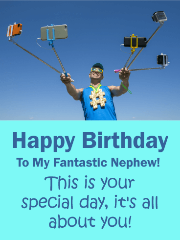 Funny birthday wishes for nephew birthday wishes and messages by davia happy birthday to my fantastic nephew this is your special day its all about m4hsunfo