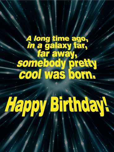 It is So Amazing… Funny Birthday Card