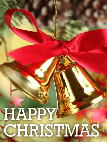 Christmas Bell Card