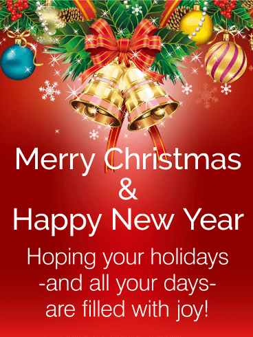 Holiday cards birthday greeting cards by davia free ecards shining christmas decorations card solutioingenieria Images