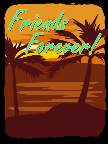 Friendship Forever Card
