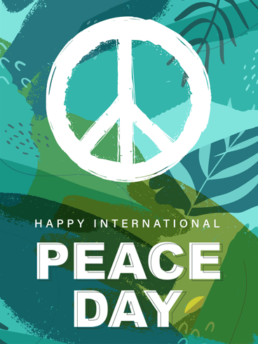 True Peace – Happy International Day of Peace Card