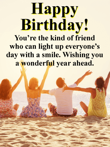 Outstanding Birthday Wishes For Friend Birthday Wishes And Messages By Davia Funny Birthday Cards Online Chimdamsfinfo
