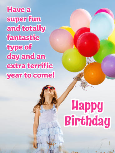 Happy Birthday Messages with Images and Pictures - Birthday
