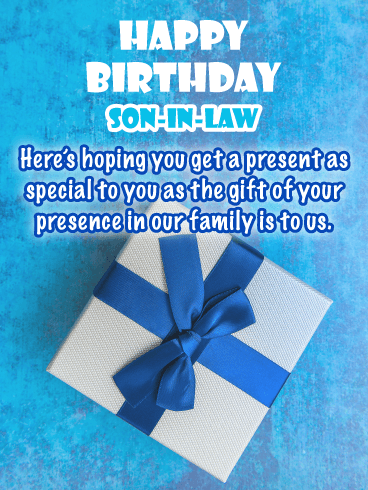 Special Gifts Hy Birthday Wishes