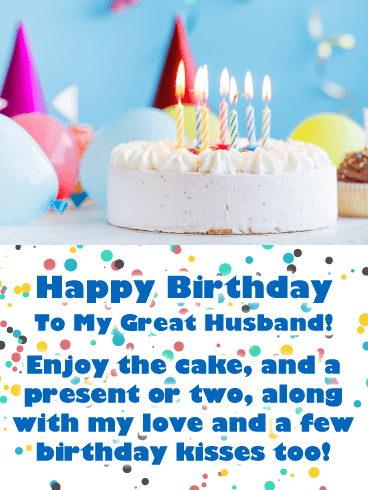 Happy Birthday Cake Cards