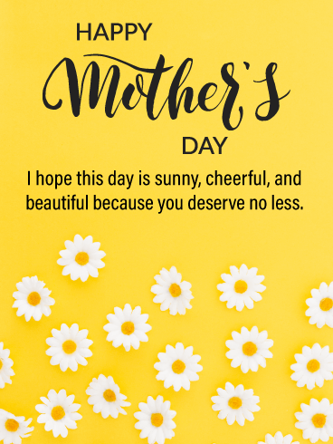 Your Superpower - Happy Mother's Day Card from Daughter